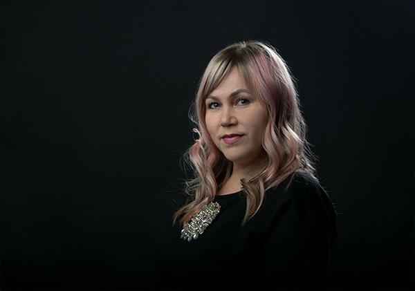 Johanna Labba Valokuvaaja Lappi