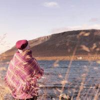 Valokuvaus Lappi Kilpisjärvi Johanna Labba